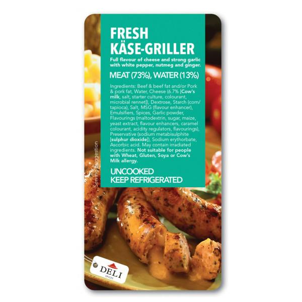 fresh kase grillers
